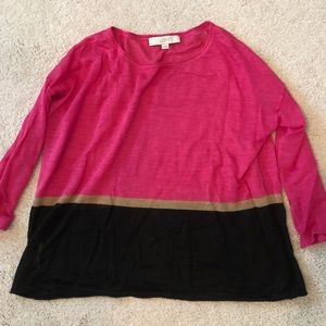 Roundneck spring sweater